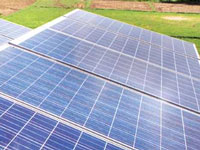 Solar energy a possible solution to Gurgaon's power woes