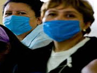 As viral infections soar, 34 in city await H1N1 results