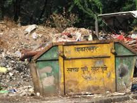 TMC indirectly admits about lack of waste disposal mechanism?