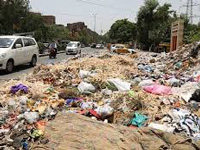 Garbage may pose health risks