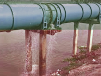 25 major leaks in pipelines result in wastage of 50 MLD water a day