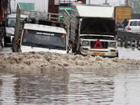 Waterlogging due to DMRC sites, says govt. report