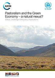 Pastoralism and the green economy – a natural nexus?: status, challenges and policy implications